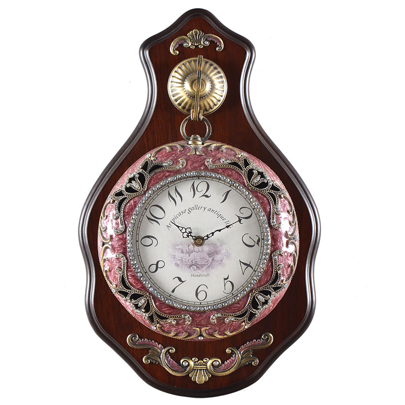 Factory Price Fancy Decorative Home Goods Wall Clock