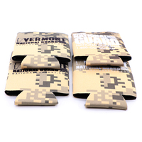 Camouflage Neoprene Can Cooler Of Promotional Gifts For America market