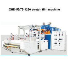 automatic 1000 mm stretch film extrusion line plastic machinery