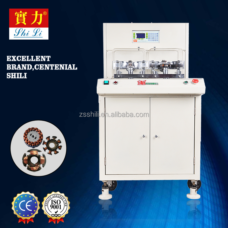 SRF22-2 Induction Electric Motor Stator Coil Expanding/Forming/Pressing Machine