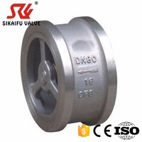 1 4 Inch Wafer Check Valve