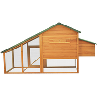 Extra Large wooden run chiken coops