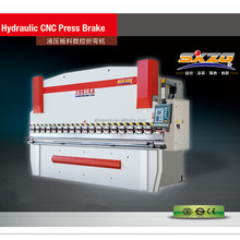 manufacture E21 automatic hydraulic press brake for metal plate cnc press brake and WC67K steel sheet hydraulic bending machine