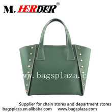 Chinese women bag factory in Guangzhou custom branded bag women