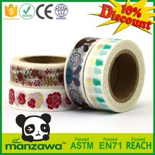high quality washi tapes with CE certificate