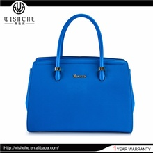 Wishche Hot Selling Style Popular Leather Satchel Bags Women Leather Handbag Factory Brand Handbag Made in China Bag Online W083