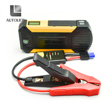 2017 Newly upgrade emergency tool battery Booster 16800mah 12v auto battery charger jump starter power bank