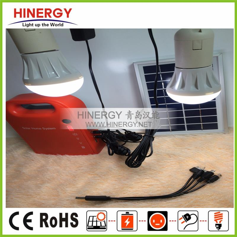 useful smart home lighting system 3W 9V excellent quality africa solar home lighting system