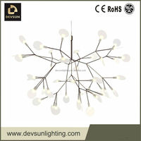 Heracleum Big O Round Chandelier Plant-Like Flowering LED Lights Create a Stunning Looking DP15001-63