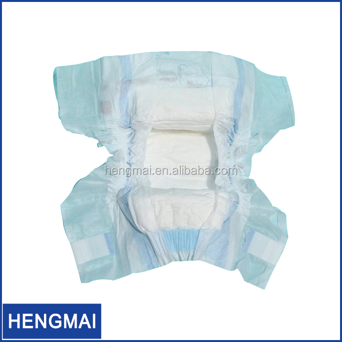 Wholesale Disposable Super Absorbent Diaper Baby Disposable Sleepy Baby Diaper