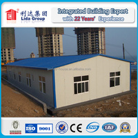 Building Site Low Cost Cabin Prefabricated