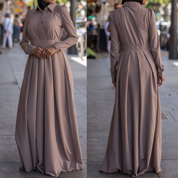 2018 New Style Latest Fashion Design Muslim Dress Abaya Luxury Brand Designs Elegant Abaya