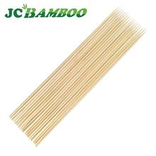 Chinese plastic packing Lovely fruit skewers custom-made bamboo sticks flower sticks