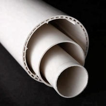 White color large 10 inch diameter pvc pipe