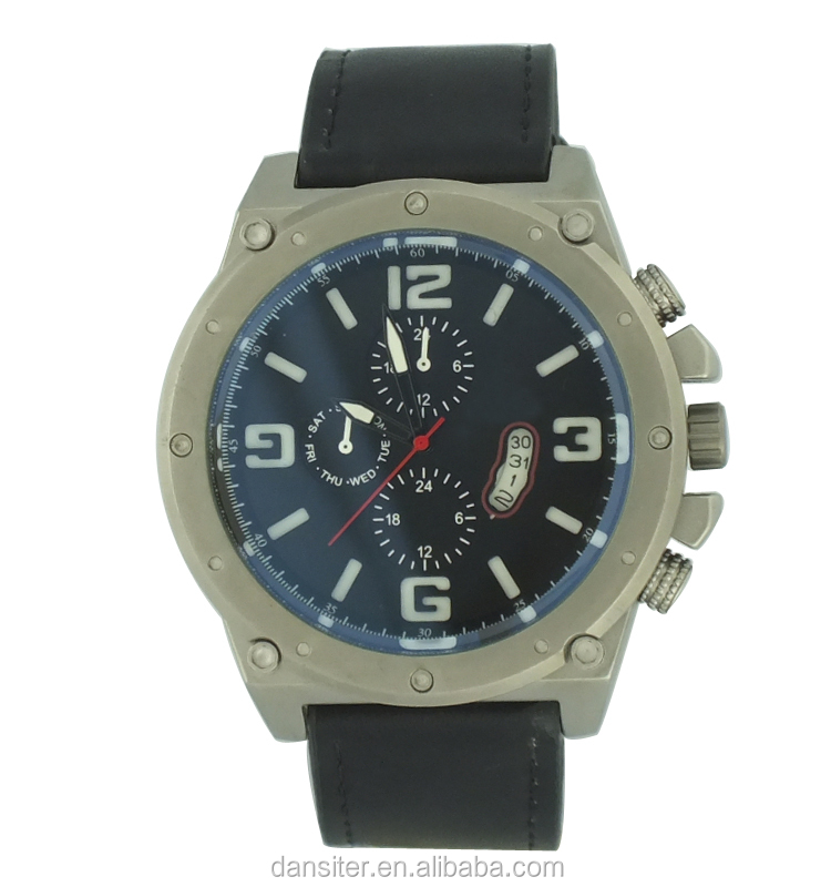 3 ATM Water Resistant Made In China Indian Style Mens Chronograph