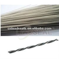 304 2 strands stainless steel wire