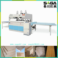 Wood Panel Making Machine For Finger Jointed Board SP30-SA