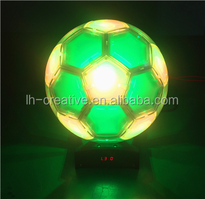 Newest World Cup entainment moving head Nightclub stage led lighting led flat par rgb led plastic dmx par light