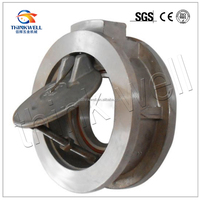 Single Disc Wafer Swing Type Spring Loaded Check Valve