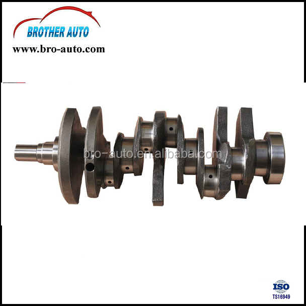 Alloy Steel High quality Crankshaft MD305941 for Mitsubishi 6G74 engine