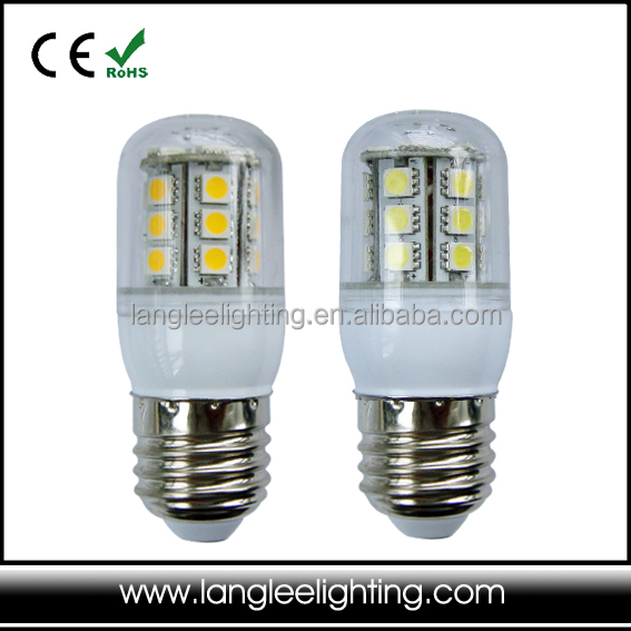 B22 E27 Base 12V 24V 3.5W LED Auto Boat Light Bulb