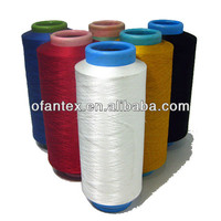 solution dyed yarn / dope dyed microfilament yarn / dope dyed polyester yarn