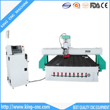 Long service life and Faster Delivery K-2030 Wood CNC wooden cutting machine