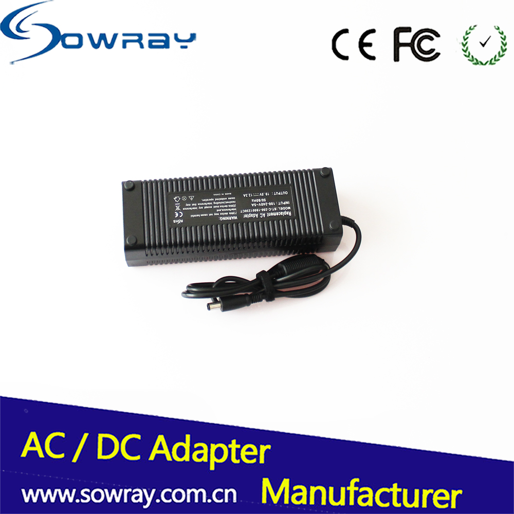 19.5V 12.3A 240W AC Adapter For Dell Laptop AC Adapter