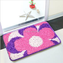 door mat china factory embossing rugs washable doormat bathroom kitchen carpet/mat