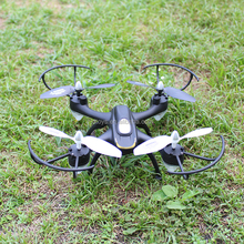 New Arrival 2.4G 668-A9 Headless Quadcopter vs Hubsan H501s x4 Drone with A Key return