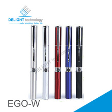 China supplier of most popular e-cig kit hookah pen ego w