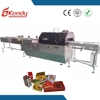 Security and flexible box sealing machine