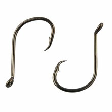 High Quality High Carbon Steel Sword Fish Hook Octopus Circle Hook 7384