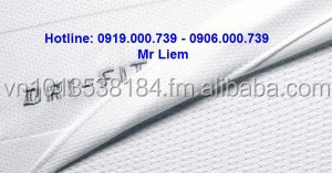DRYFIT POLYESTER/SPANDEX FABRIC - TRAN HIEP THANH TEXTILE CORP