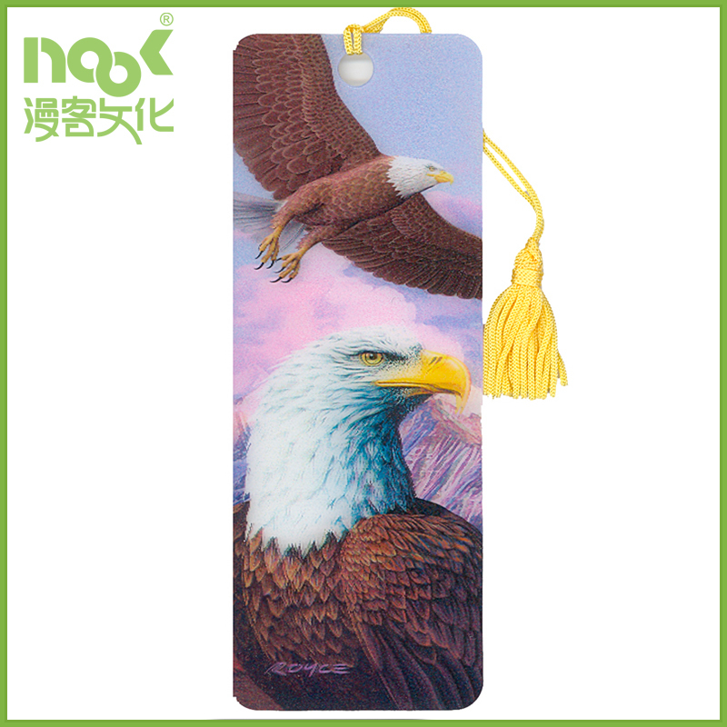 Eco-friendly Environmentalbest quality cheap price 3d bookmark