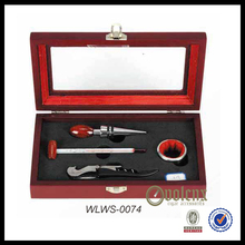 Wholesale Wine Canister Decanter Opener Gift Set