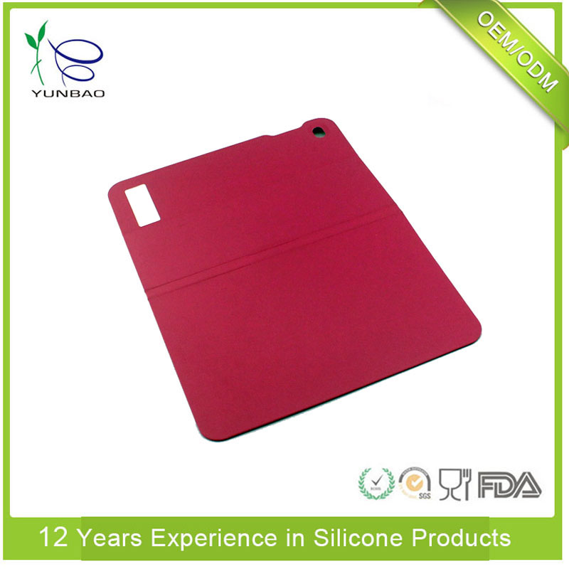 Fashion slim PU leather stand smart case cover for iPad mini 4