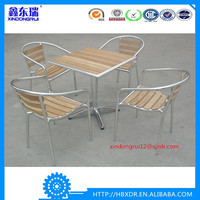 Top Quality Cast Aluminum Frame Outdoor Garden Furniture