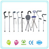 Wholesale price high quality Guangzhou medical walking rehabilitation equipments aluminum walking canes and sticks crutch