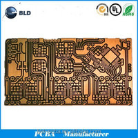 China supplier led printed circuit board, electronic circuit board, 94v0 circuit board