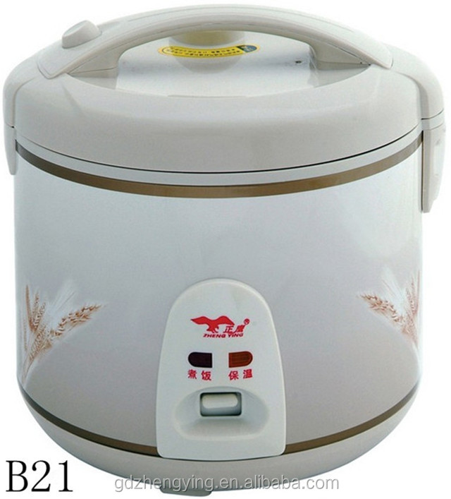Kitchen Chef Appliance Multi Function Deluxe Rice Cooker Non-stick Interior