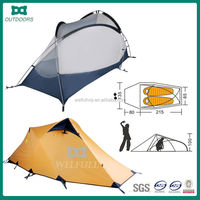 Ultralight lightweight backpacking mountain camping tent