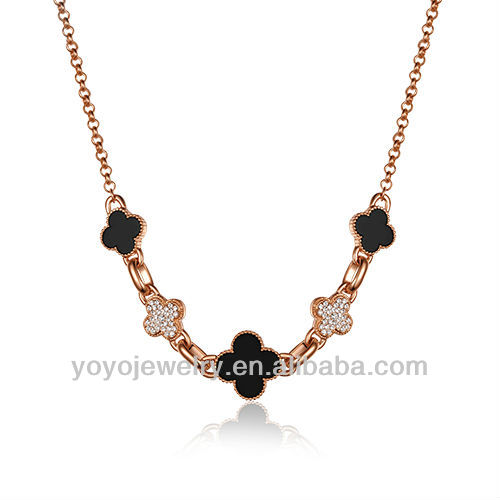 2013 popular big colorful hip hop wedding necklace design