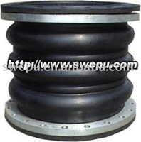 rubber double arch expansion joints