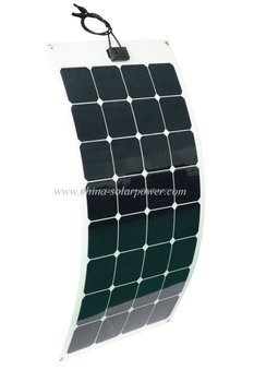8 Layer New Design Semi Flexible Solar Panel Made in Shenzhen China