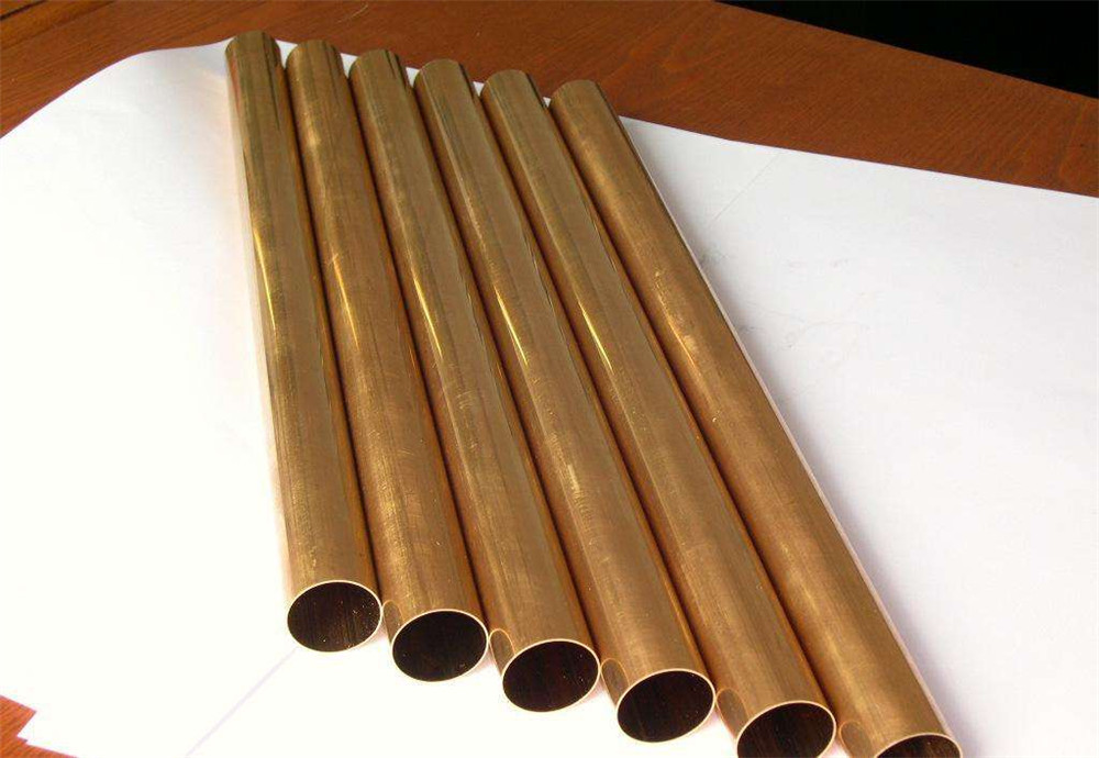 OEM Decorative Thin Walled Seamless Brass Tube 100mm Price