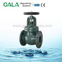 High quality flow stop valve specification water