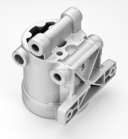 aluminum high pressure die casting with cnc machining