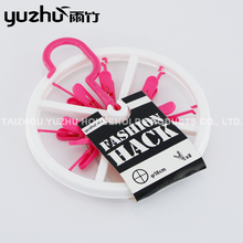 High End Universal Hot Product Round Plastic Clothes Hangers