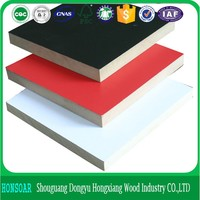 MDF BOARD / MELAMINE MDF BOARD/16MM 17mm 18mm